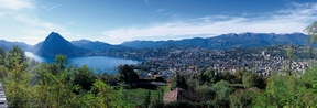 My Switzerland. Lugano