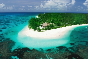 Denis Private Island Seychelles 1