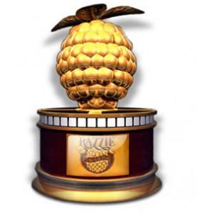 Resultado de imagen de premios razzie