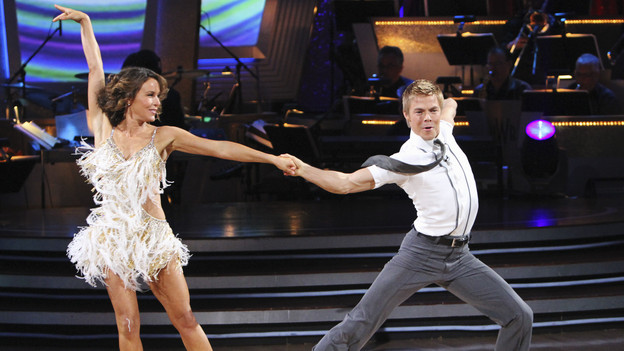 Jennifer Grey & Derek Hough