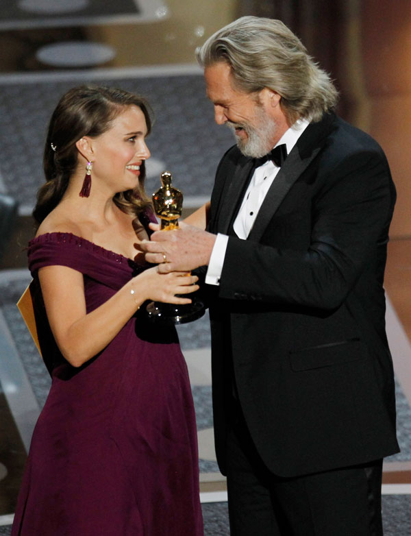 Natalie Portman & Jeff Bridges