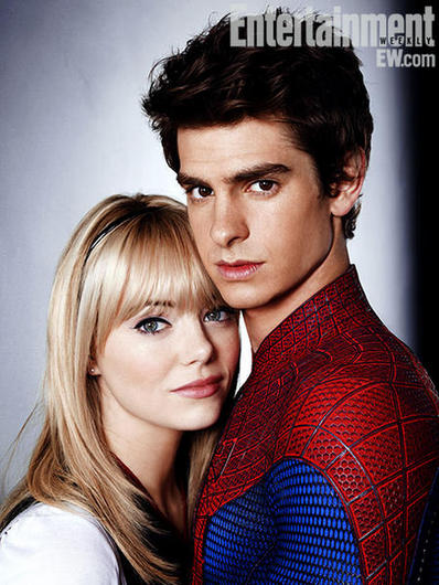 Spiderman & Gwen Stacy