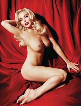Lindsay nude lohan marilin