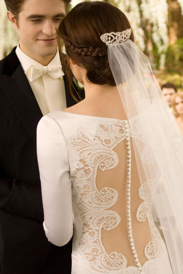 quieres una boda como la de bella y edward? | estrenos de cine