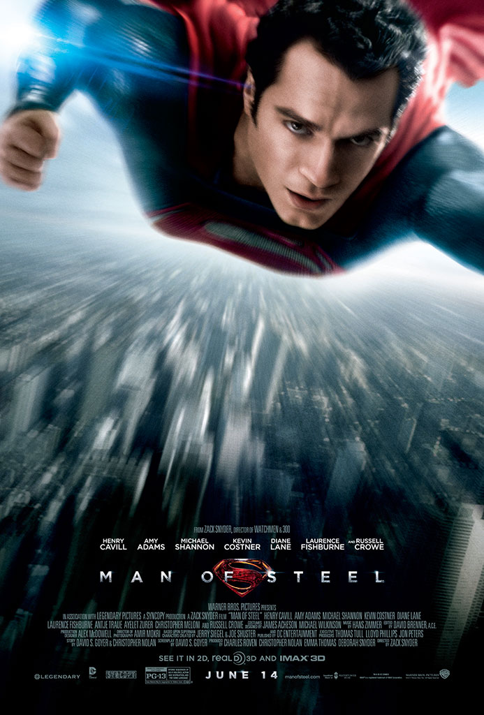 Superman 'Man of Steel'