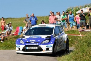 Xevi Pons Ford Fiesta s 2000