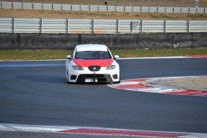 Tests WTCC equipo All-INK