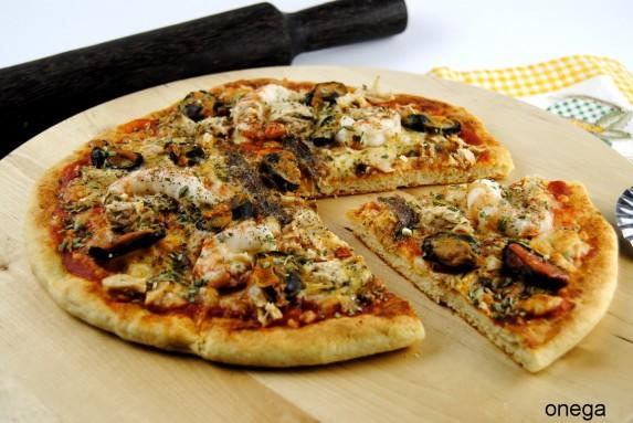 Hace Tiempo Que Queria Ensenaros Esta Receta De Pizza Rapida Y Facil Hasta Ahora No He Tenido La Oportunidad De Hacerla Como Os Mereceis Es Decir