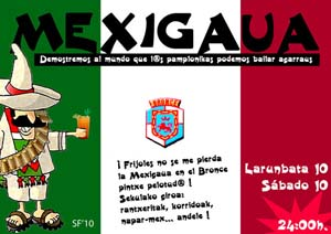 Cartel de la Mexigaua