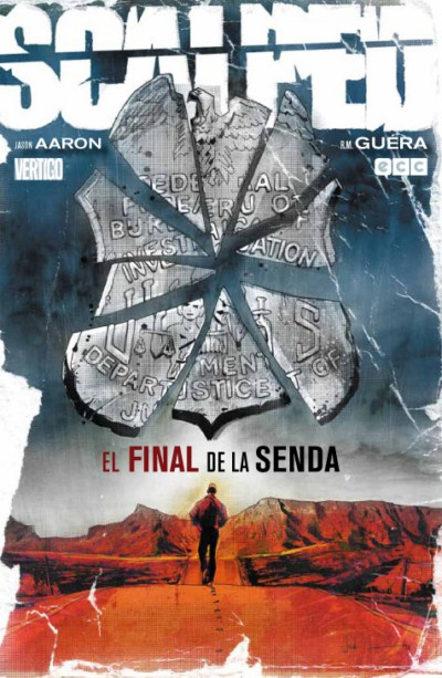 COMIC.Scalped. El final de la senda