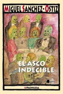 LIBRO.El asco indecible