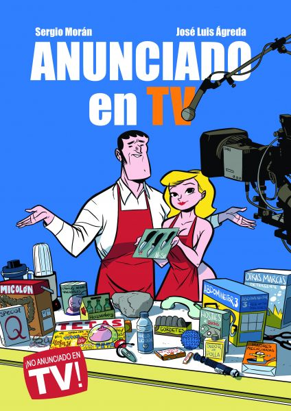 COMIC.Anunciado en TV