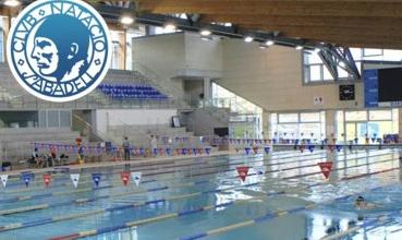 La piscina de can llong acoger las finales de la for Piscina sabadell