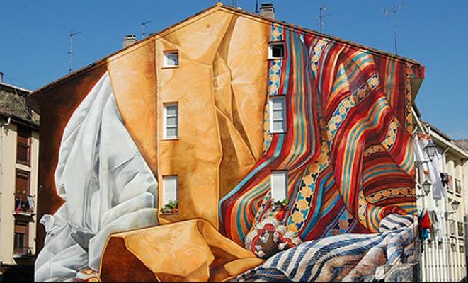 Murales De Vitoria Gasteiz Guia Mapa Y Fotos De Los Murales